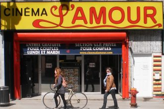 Cinema L'Amour, Montreal