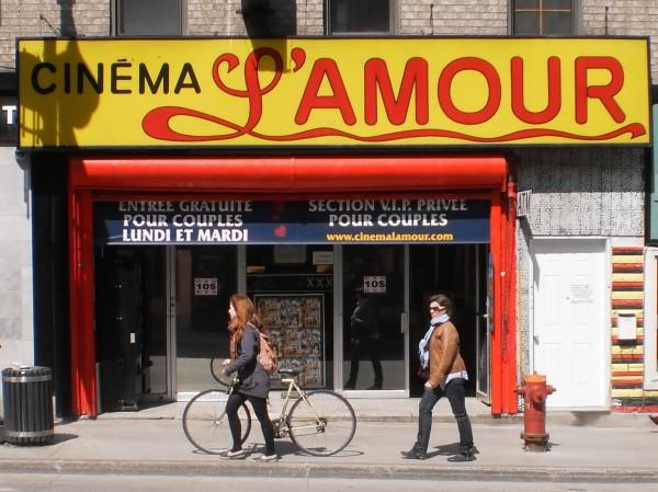 Cinéma L'Amour, Montréal