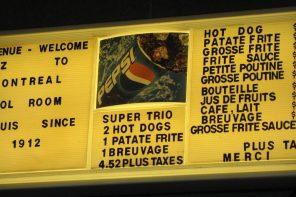 Steamé vs. Toasté au Montreal Pool Room